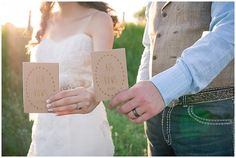 wedding vow books & ring shot Sarah Jozsa Photography