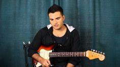 LESSON: Beginner Guitar Warmups Part 1