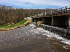 Waterfall Lake Williams Dam