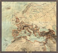 Europe in 200 A.D. by JaySimons on DeviantArt