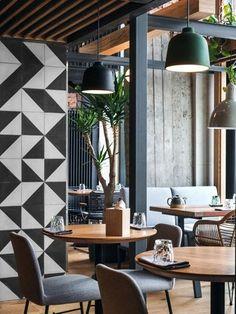 Beautiful Restaurant Interior Design Modern Simple Style of modern restaurant with simple decor by Sergey