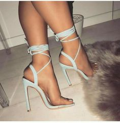 10 Sexy Womens Platform Pump Stiletto High Heels Ankle Boots Sandal Shoes Best Shoes Soft colors and Details. The Best of heels in Cute Heels, Sexy Heels, Stiletto Heels, High Heels, Strappy Heels, Classy Heels, Suede Sandals, Hot Shoes, Crazy Shoes