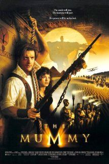 The Mummy (1999) An American serving in the French Foreign Legion on an archaeological dig at the ancient city of Hamunaptra accidentally awakens a Mummy. Brendan Fraser, Rachel Weisz, John Hannah