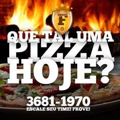 Que tal uma pizza hoje?