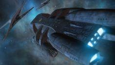 The Last Battlestar by Jetfreak-7.deviantart.com on @deviantART