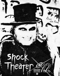 Chiller Theater, Friday Fright Festival, Creature Feature, Shock Theater ..etc.... I loved them all.
