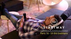 salle de relaxation de notre centre d'affaires collaboratif et de coworking de Paris 16