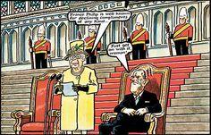 2012-03-21 Celebrity Caricatures, Political Cartoons, British Royals, Queen Elizabeth, Royalty, Mac, History, Funny, Humor