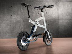 BMW i Pedelec: Elektro-Fahrrad aus Carbon und Aluminium