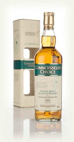 Dailuaine 2002 (bottled 2014) - Connoisseurs Choice (Gordon & MacPhail)