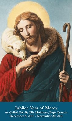 Jesus Christ, The Lamb of God. Pictures Of Christ, Jesus Christ Images, Catholic Art, Religious Art, Religious Photos, Roman Catholic, Christ The Good Shepherd, Miséricorde Divine, Jesus Reyes