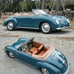 1953 VW Dannenhauer und Stauss Cabriolet! - Joseph JJT Lopez - Google+