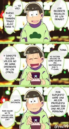 Mis ninis!! (Osomatsu-san X ___) - Lo siento mis ninis - Wattpad