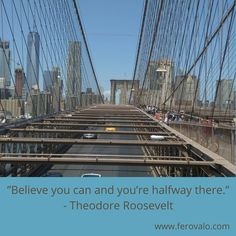 "1 tykkäystä, 1 kommenttia - Ferovalo (@ferovalo) Instagramissa: ""Believe you can and you're halfway there #businessquotes"""