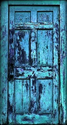 door...blue with life and tears...songs of the oceans and rivers...TWA