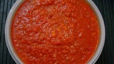 Chef ensina como fazer extrato de tomate caseiro Vegan Life, Sauce Recipes, Health Fitness, Food And Drink, Low Carb, Vegetarian, Cooking, Ethnic Recipes, Fresco