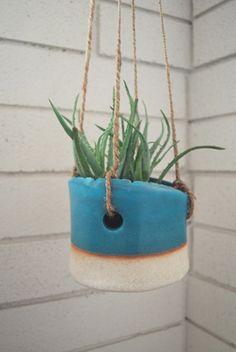 island hanging planter - Tracy Wilkinson