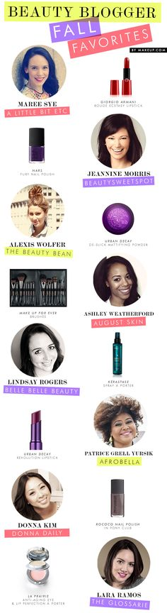 8 new fall products beauty bloggers are obsessed with // can't wait to try these!