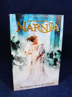 The CHRONICLES OF NARNIA Original Novels by C. S. Lewis 7 Books  In 1 Paperback #DisneyEnterprises