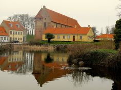 Close to #Nyborg castle, Funen Denmark, Home of the Danehof #visitfyn