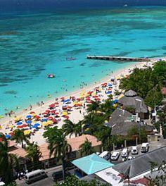 Montego Bay, Jamaica    Been here!!  Beautiful!! Great snorkeling  :)