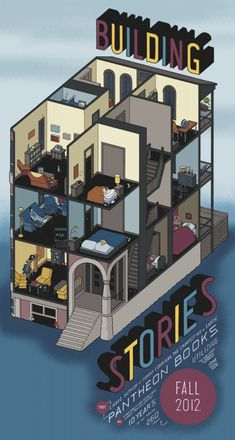 "Chris Ware's ""Building Stories"""