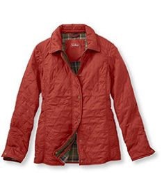 #LLBean: Quilted Riding Jacket