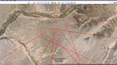 Mistério: Pesquisadores dizem que as linhas de Nazca estão apontando para um lugar especifico no planeta - Sempre Questione