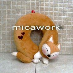 Neck Pillow-Fox