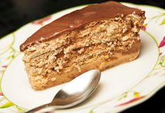"""Como hacer Torta fria de Pudin Galletas Maria """" By ecocina españa """" Si te gusta dinos HOLA y dale a Me Gusta MIREN … My Recipes, Sweet Recipes, Cooking Recipes, Favorite Recipes, Pastry And Bakery, Pastry Cake, Just Desserts, Delicious Desserts, Yummy Food"""