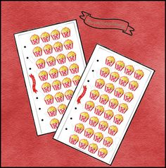 """Stickers """"cinema""""  #stickers #plannerstickers #planner"""