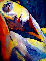 abstract art people - Google Search