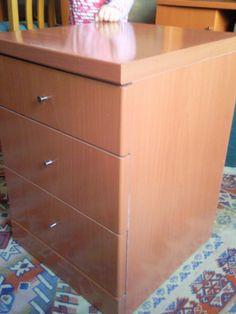 C mo pintar y transformar un mueble de melamina hijos for Pintar mueble lacado