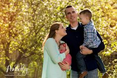 The Bates Family - Akron, OH Newborn Photography