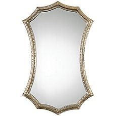 image of Uttermost Mesdoura 30-Inch x 19-Inch Wall Mirror