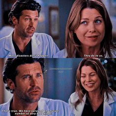 Oh crap there starting to realize things Greys Anatomy Frases, Greys Anatomy Funny, Grey Anatomy Quotes, Anatomy Humor, Greys Anatomy Cast, Greys Anatomy Episodes, Greys Anatomy Characters, Derek Shepherd, Meredith And Derek