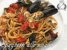 Spaghetti allo scoglio - Il Gran Consiglio della Forchetta