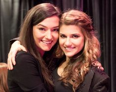 #12. When you look fly as hell together but you don't even have a reflection. | 12 Struggles That Are Too Real For Queer Vampires | Natasha Negovanlis & Elise Bauman | #CreampuffViewingParty