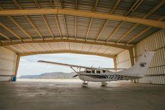 Lajitas International Airport Hangar