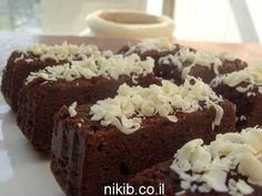 Chocolate fudge cake, delicious chocolate cake in 10 minutes of work recommended frenzy! ...