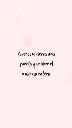 Positive Phrases, Motivational Phrases, Inspirational Quotes, Short Spanish Quotes, Spanish Phrases, Pretty Quotes, Cute Quotes, Words Quotes, Citations Instagram