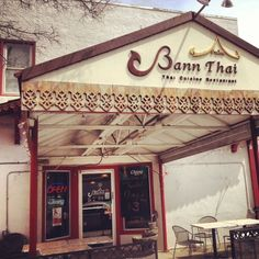 Bann Thai Is A Delicious Place In Fort Collins
