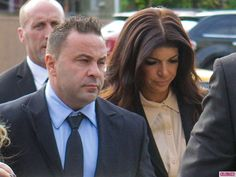 Teresa Giudice Sentenced to Prison Because Judge Wanted to 'Send a Message'