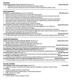 Hvac Technician Resume Sample  HttpExampleresumecvOrgHvac