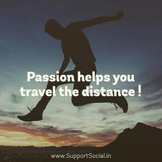 Be passionate. Go Social with SupportSocial ! Traveling By Yourself, Passion, Movie Posters, Movies, Films, Film, Movie, Movie Quotes, Film Posters