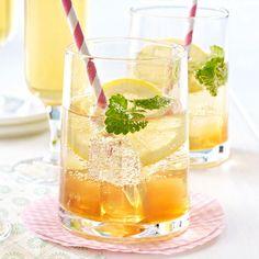 Aperitifs – erfrischende Begrüßungsdrinks - tee-drink-tonic  Rezept
