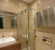 Ötletek kis fürdőszobára - fürdő / WC ötlet