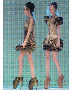 c0490fbeae65 45 Best Alexander McQueen Armadillo Shoes images   Armadillo ...