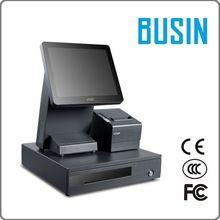 """BUSIN 12.1"""" TD2-C1+ Retail POS System/ POS Machine with Printer/ POS Terminal"""