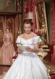 Romy Schneider as Empress Elisabeth 'Sissi' of Austria in Sissi - The Young Empress by katie Period Costumes, Movie Costumes, Sissi Film, Empress Sissi, Helen Rose, Southern Belle Dress, Fairytale Fashion, Actrices Hollywood, Mannequins